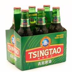 Tsingtao Beer-The Original (green) 7x330ml By Mangjose.