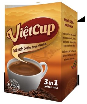 VietCup 3in1 coffee - Authentic Coffee from Vietnam