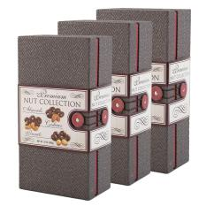 Wine Country Gift Baskets Premium Nut Gift Box 3 Pack 850g Per Pack