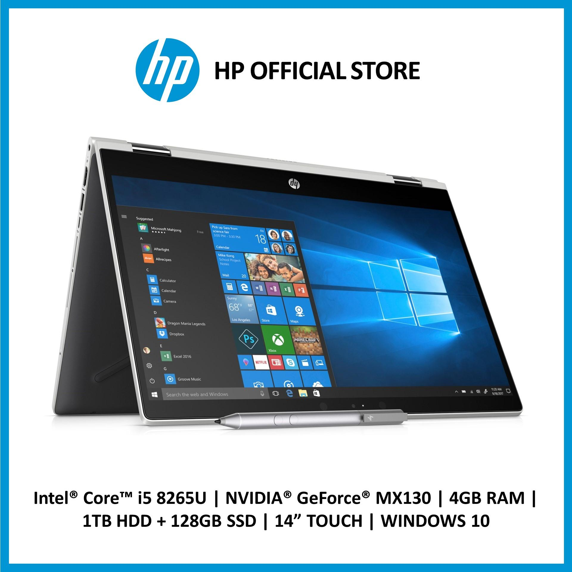 HP Pavilion x360 14-DH0034TX Convertible Laptop (14