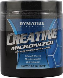Dymatize Micronized Creatine  Powder 300grams