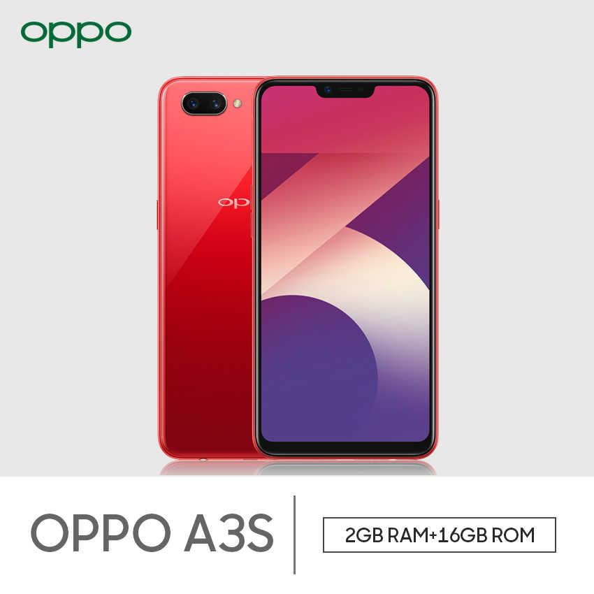 OPPO A3s Smartphone 2GB/16GB 4230mah Battery Dual SIM Dual Rear Camera  13MP+2MP