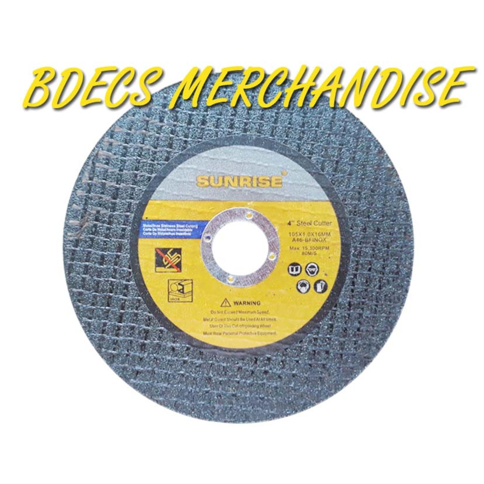 125mm Outer Dia 16mm Inner Diameter 20 Grit Grinding Disc Wheel Grinder
