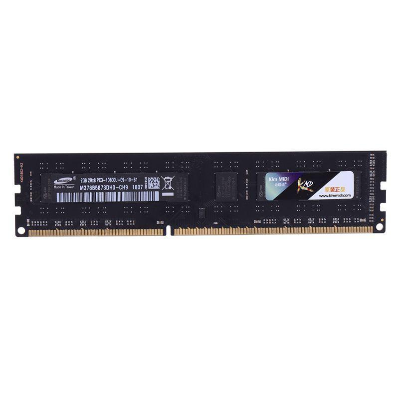 KimMiDi DDR3 4GB 2GB Ram 1600/1333 MHz 1.5V 240 Pin Desktop PC Memory 240Pins System High Compatible
