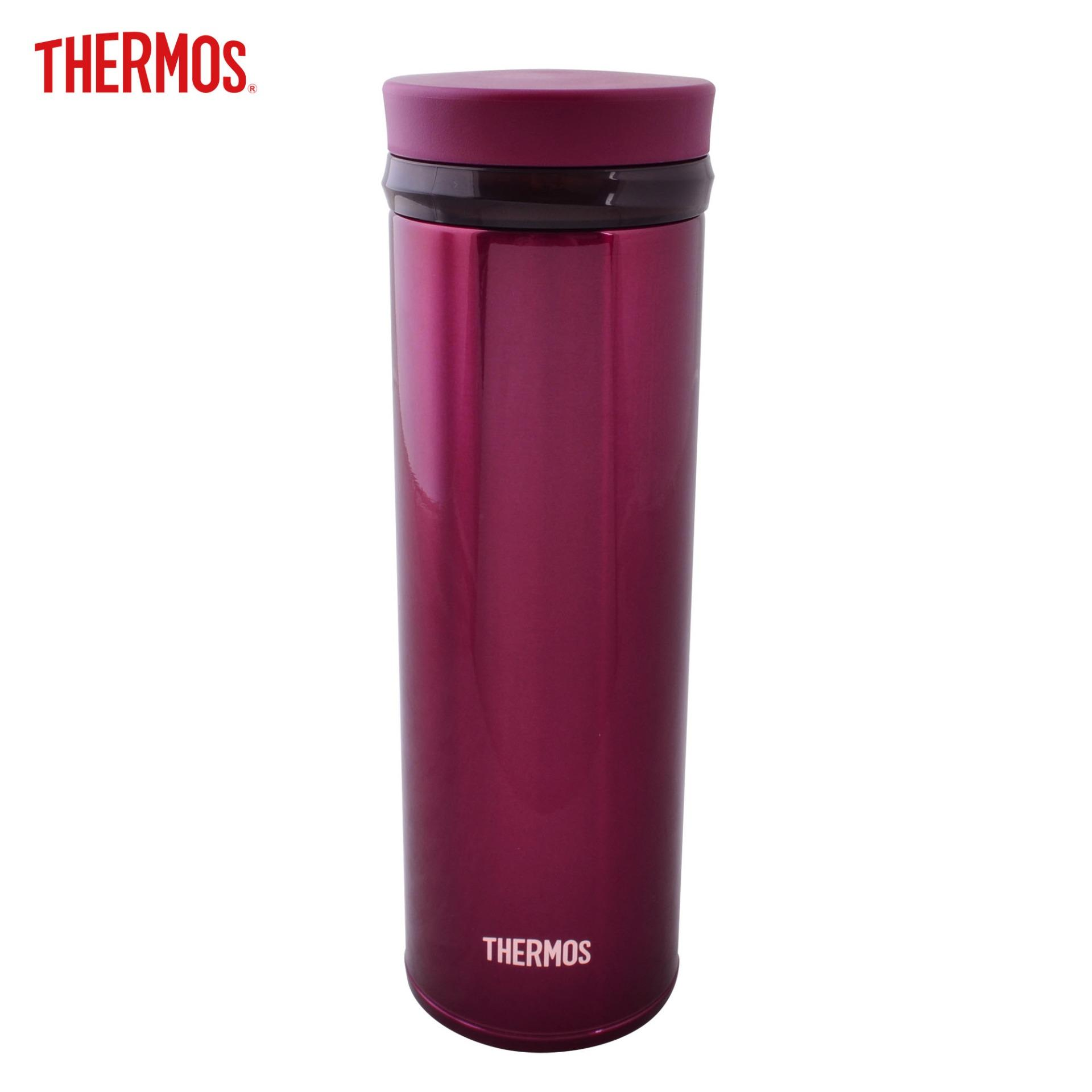 Thermos Stainless Vacuum Insulated Tumbler 500ml (Burgundy)