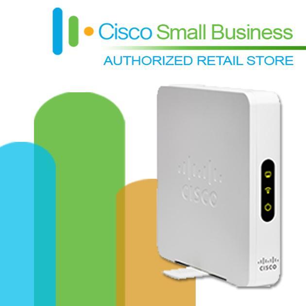 Cisco WAP131 Wireless-N Dual Radio Access Point with PoE