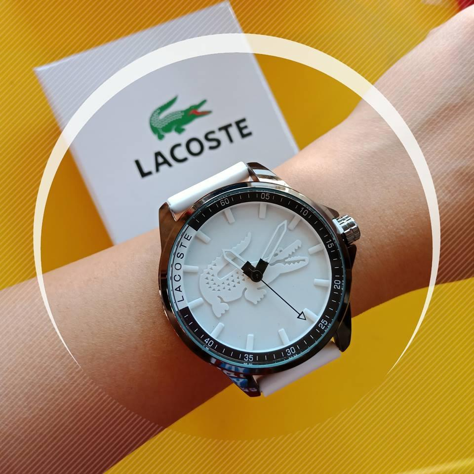 Lacoste Fashion Rubber Watch
