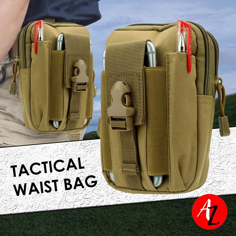 7013d51ff504 Men s Army Military Tactical Waist Belt Bag for Outdoor