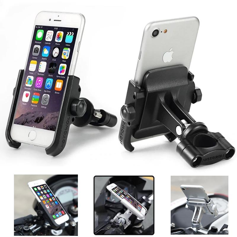 Motowolf Cellphone Holder By Gemos Car Accessories.
