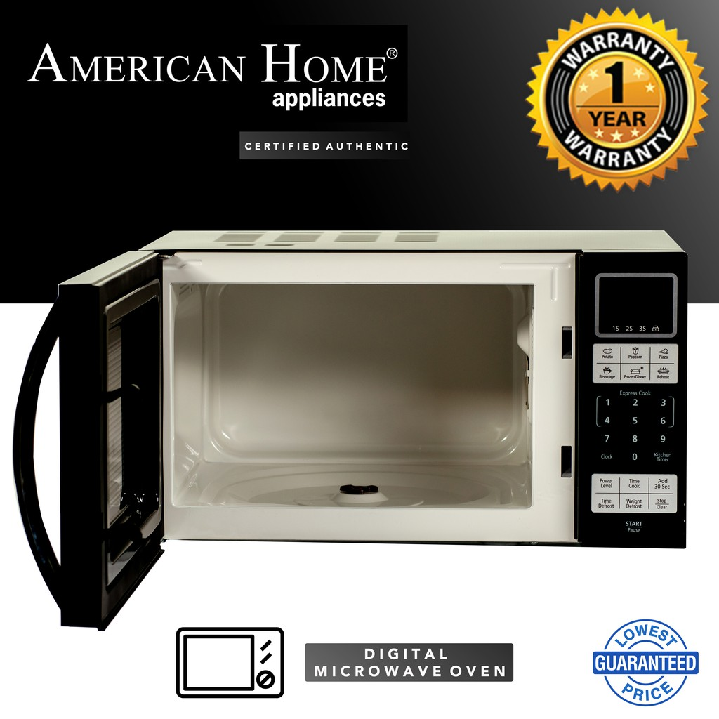 American Home Microwave Oven Price List