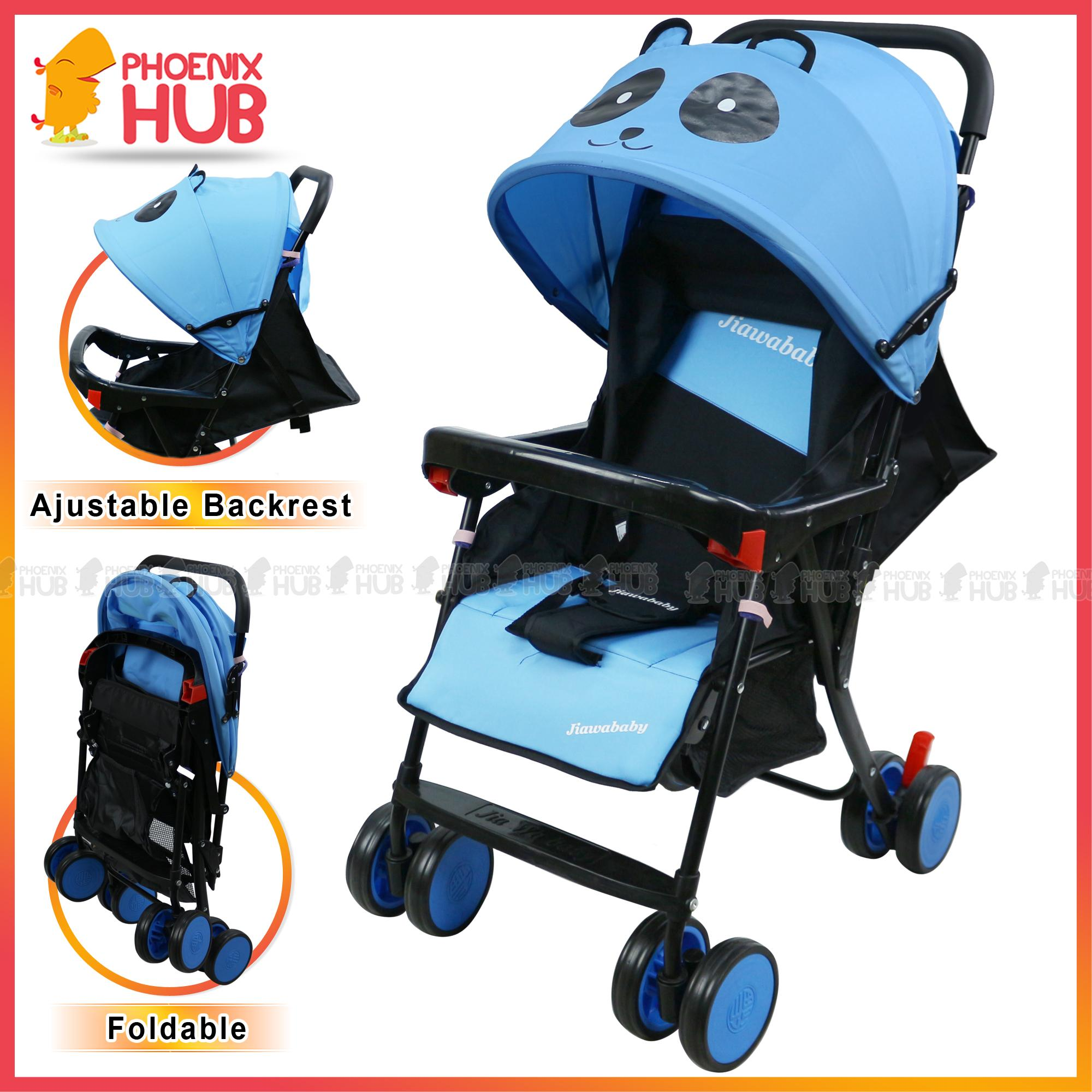Phoenix Hub Jw 772 Baby Stroller Travel System Super Lightweight Stroller Foldable Stroller Push Chair Portable Stroller