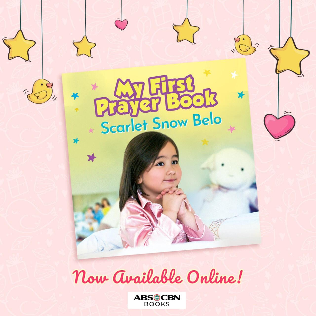 My First Prayer Book By Scarlet Snow Belo By Abs-Cbn Publishing, Inc..
