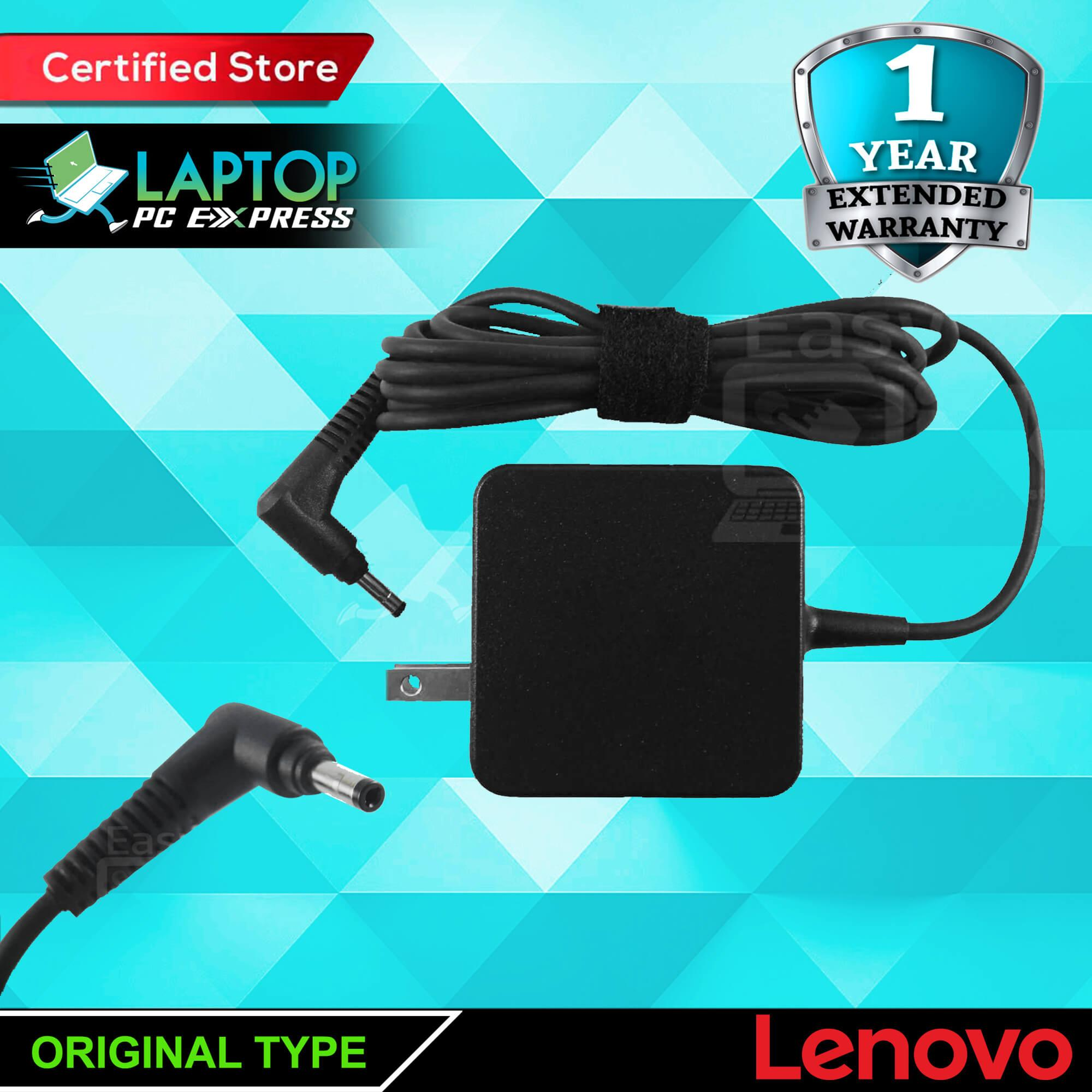 Lenovo charger adapter 20V 2 25A 45w 4 0mm x 1 7mm for Ideapad 100s 100  (14 1