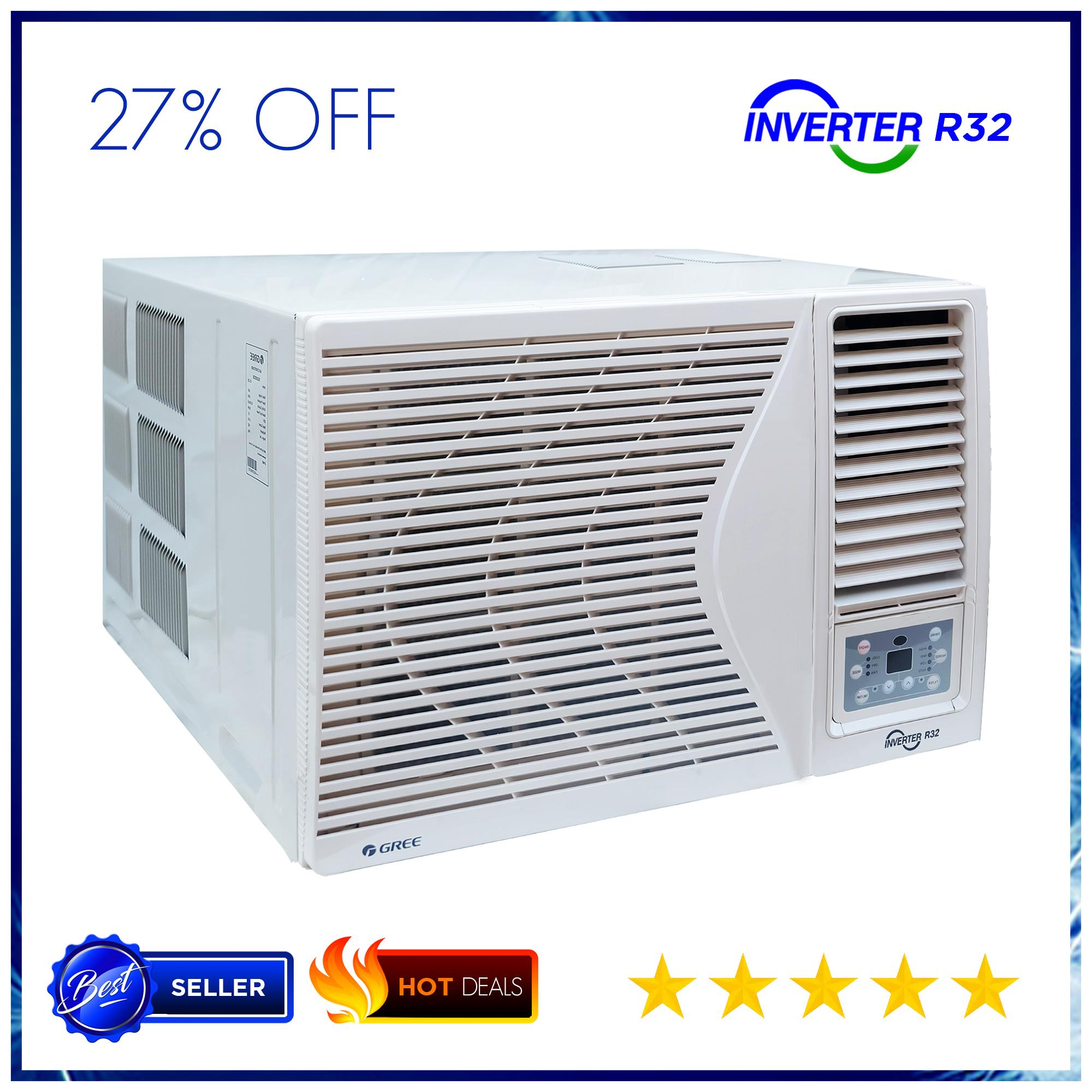 GREE 1 0hp Inverter KX-25i Window Room Type Air conditioner