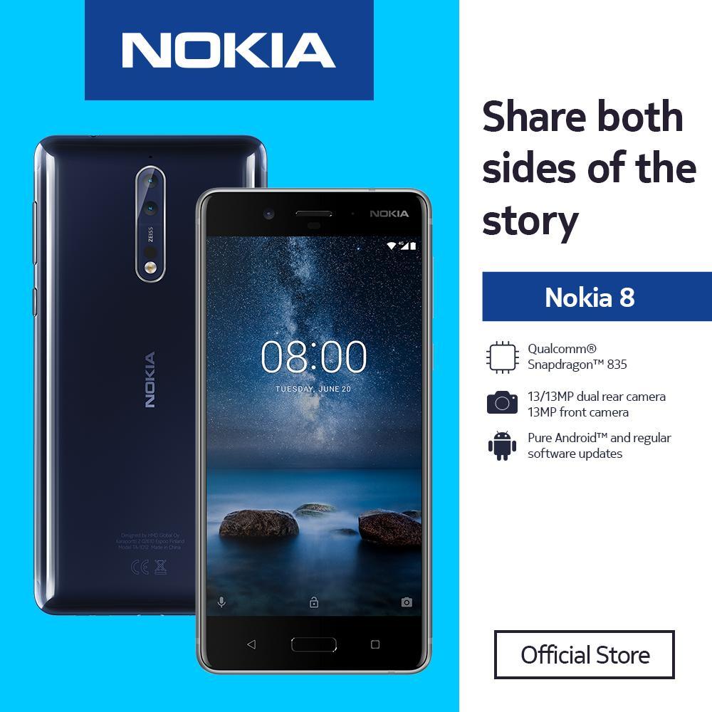Nokia 8 64GB/4GB