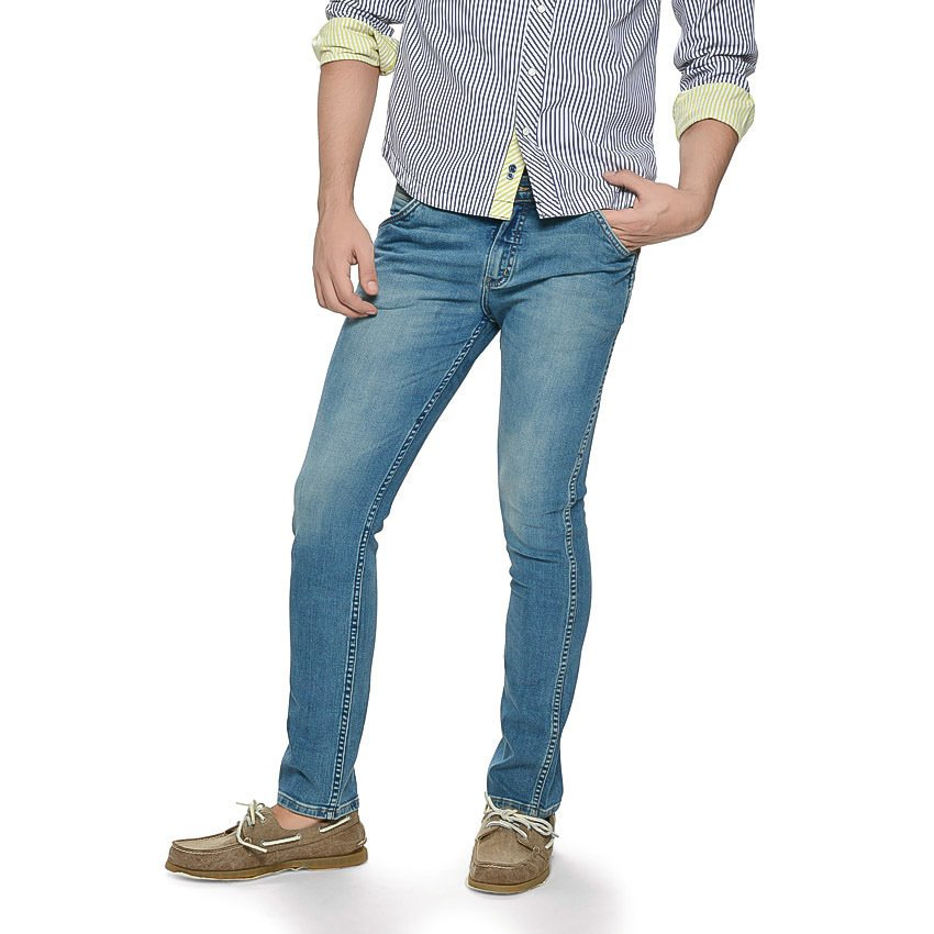 Wrangler Men's Spencer Denim Pants (Contrast King) product preview, discount at cheapest price