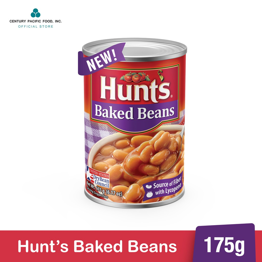 Hunt S Baked Beans 175g Canned Lazada Ph