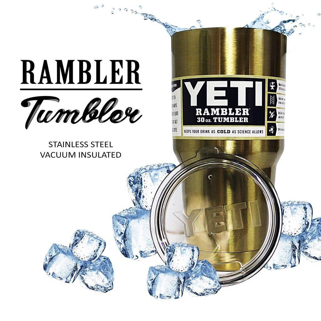2498891ce67 Yeti Tumbler 30oz Stainless Steel Insulated with Lid Keep your Drink Cold  and Hot Store.ph