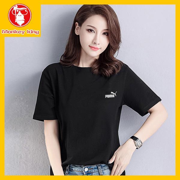 3fec2d33532b4b  Monkey King Round neck T-shirt for Womens on sale Tees Tops Unisex