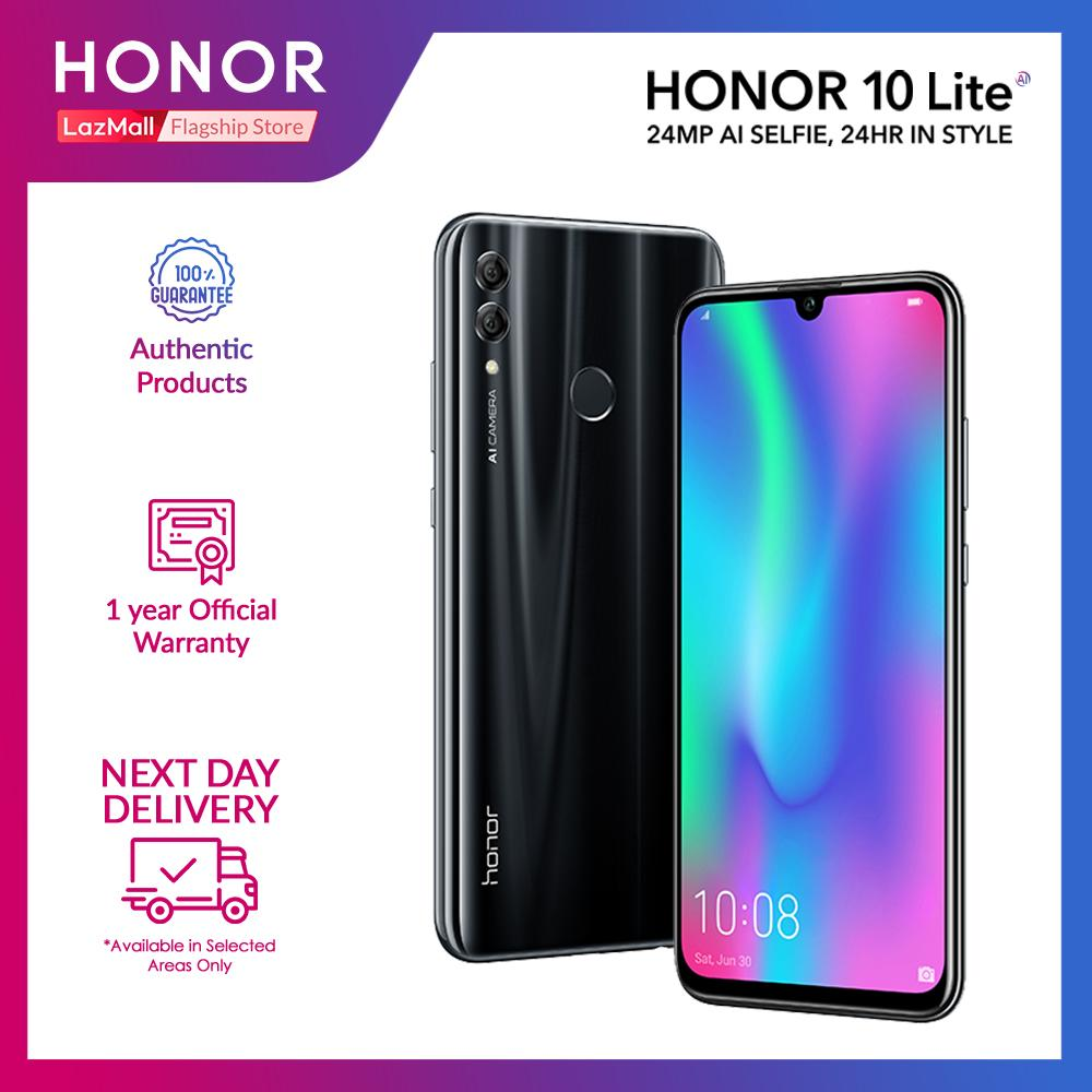 Honor 10 Lite 3gb Ram +32gb Rom