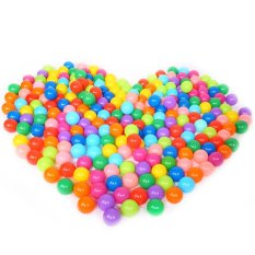 150pcs. Colorful Swimming Pit Bouncing Ball (multicolor) By Better Buy.