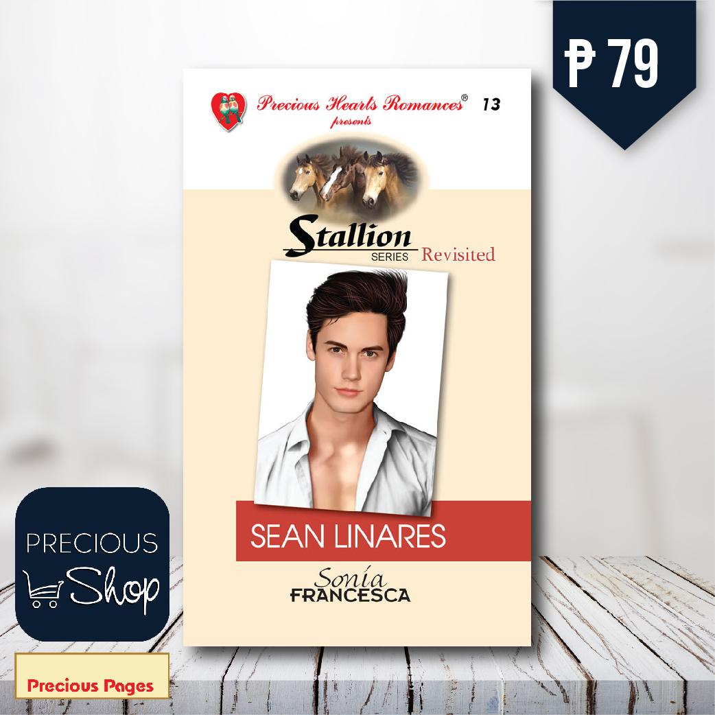 Stallion Series Revisited 13, Sean Linares