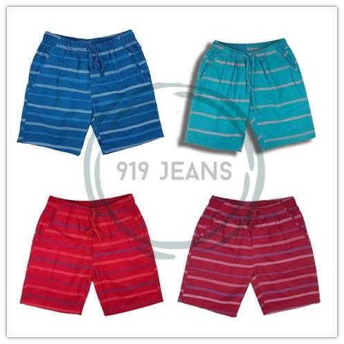 Urban Stripe Short For Men Cod By 919 Jeans.