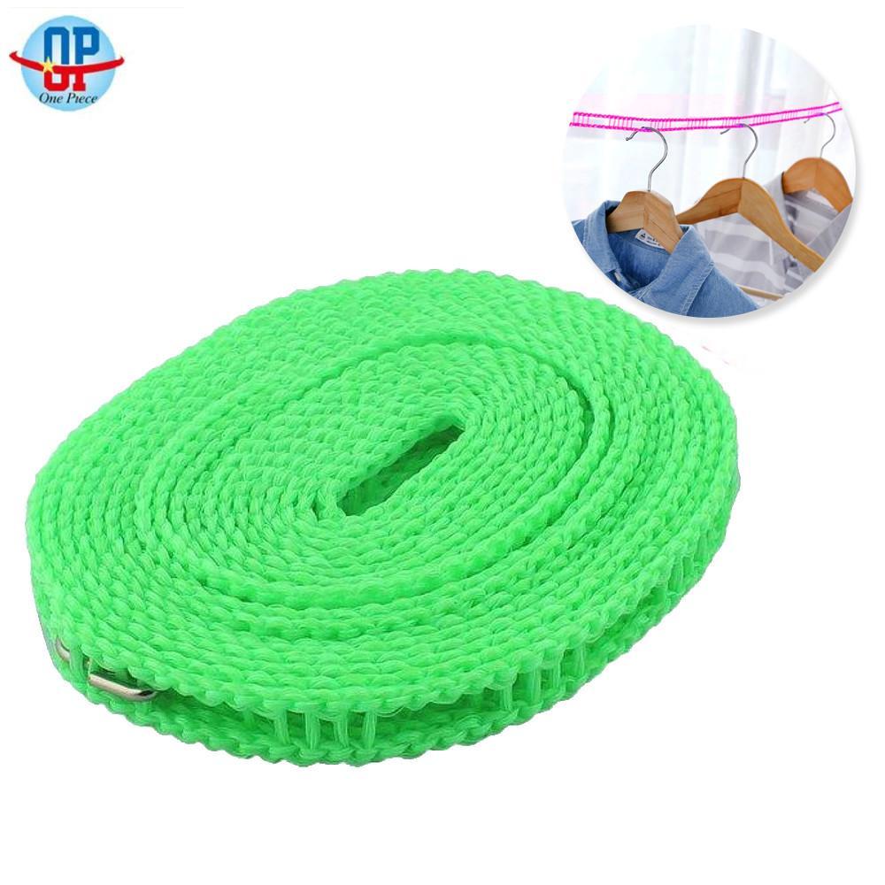544a8753e390 5M Portable Windproof Clothesline(Assorted Color)