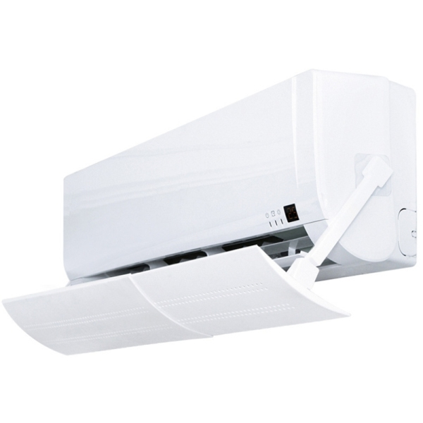 Home Adjustable Air Conditioner Cover Windshield Air Conditioning Baffle Shield Wind Guide Month Straight Anti-Wind Shield New