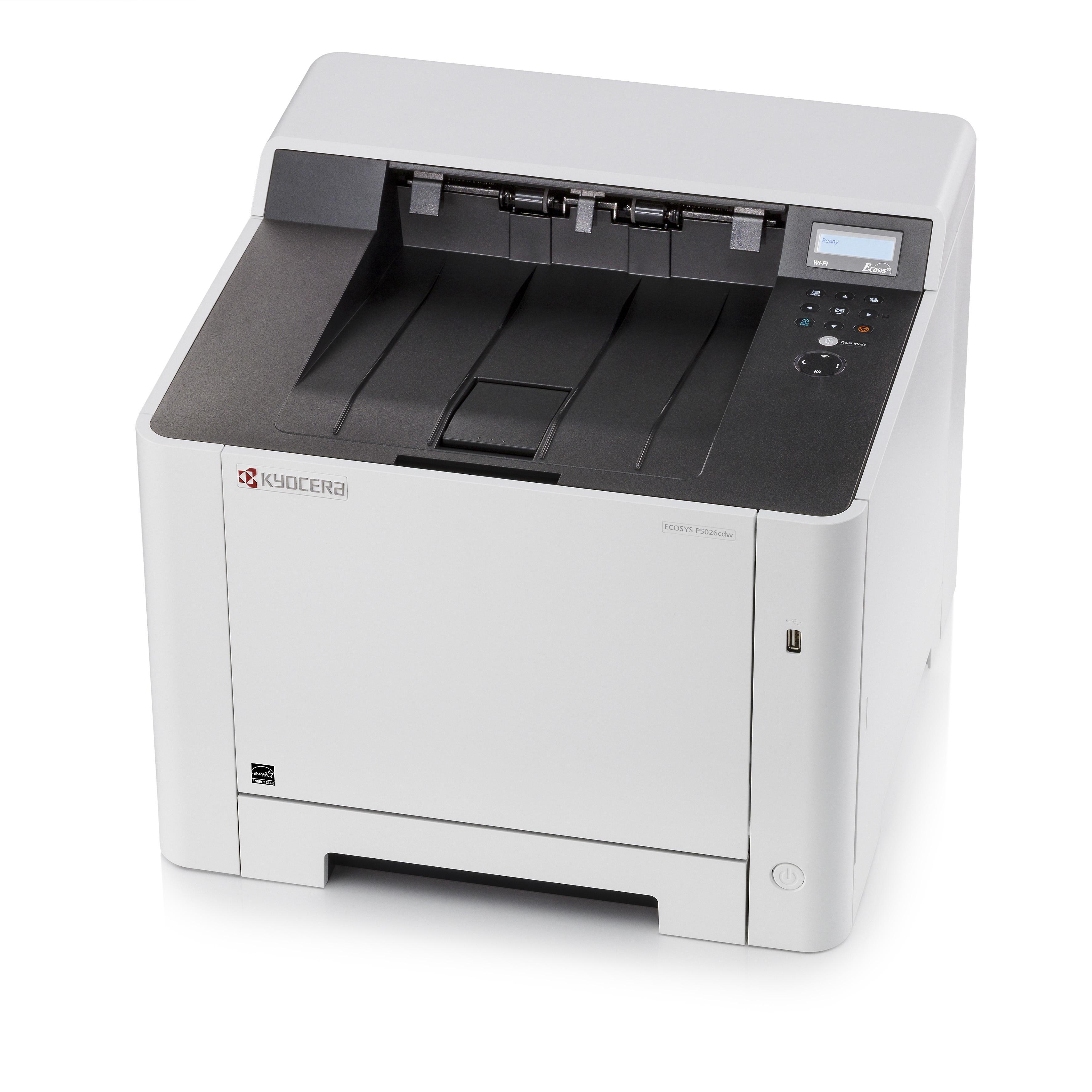 Kyocera Ecosys P5026CDW Color Printer