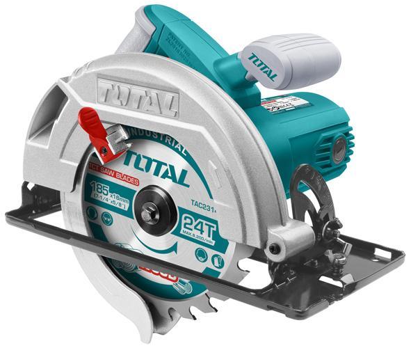 TOTAL Industrial Circular Saw 1400watts (TS1141856)
