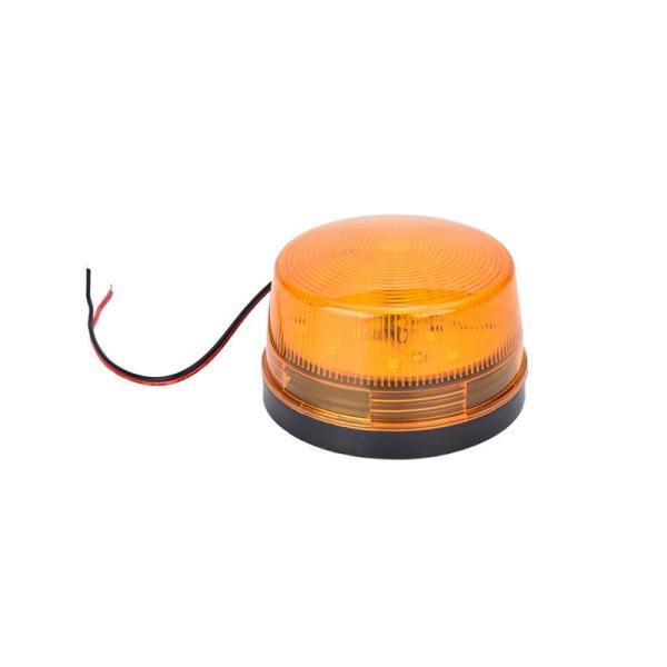 Bảng giá XiaoShiHui Đèn LED Nhấp Nháy Cảnh Báo An Ninh 12V Màu Xanh Da Cam Màu Đỏ