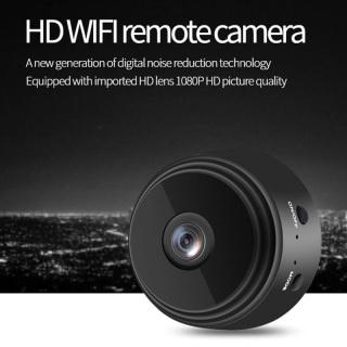 Camera HD A9 1080P (Ngôi Sao Nhỏ) Camera Mini IP Wifi Không Dây Camera Giám Sát An Ninh Gia Đình Thời Gian Làm Việc 2 Giờ Tương Thích Với Android Ios thumbnail