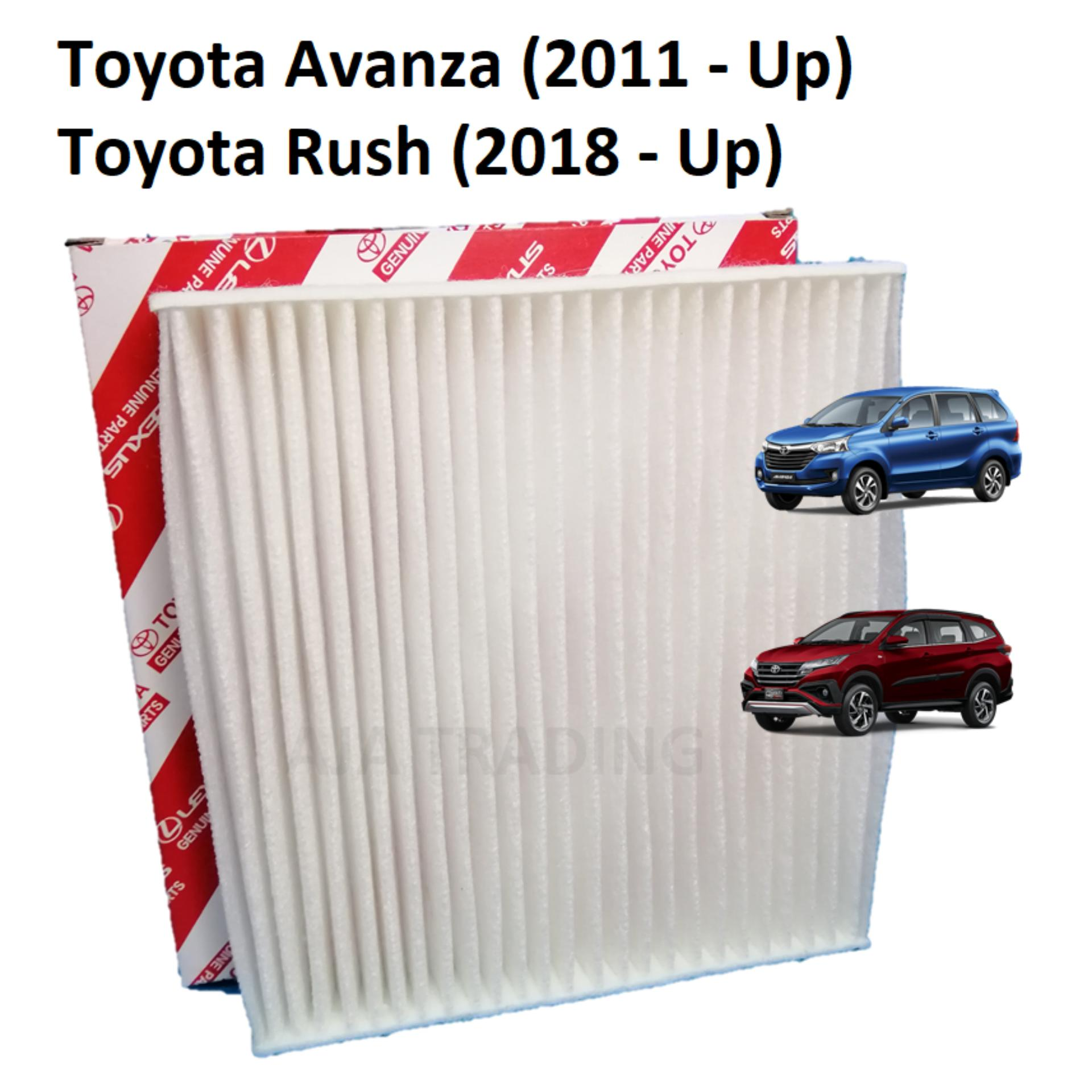 Cabin Air Filter Element for Toyota Avanza (2011-up), Toyota Rush (2018 -  up)