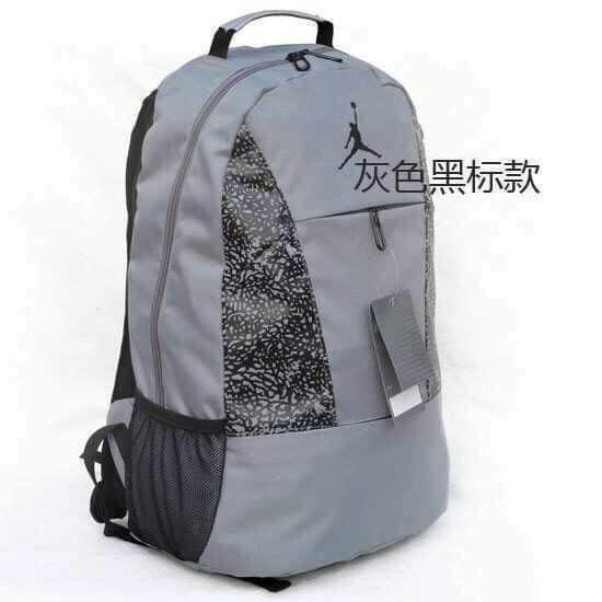eb1adaf9ad071 Super Legend JORDAN 23 MICHAEL JORDAN Backpack Rucksack Laptop Travel  School Bag Unisex (Grey)