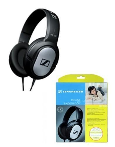 b2ac675f176 Sennheiser HD 180 108dB Over-The-Ear Headphone | Lazada PH