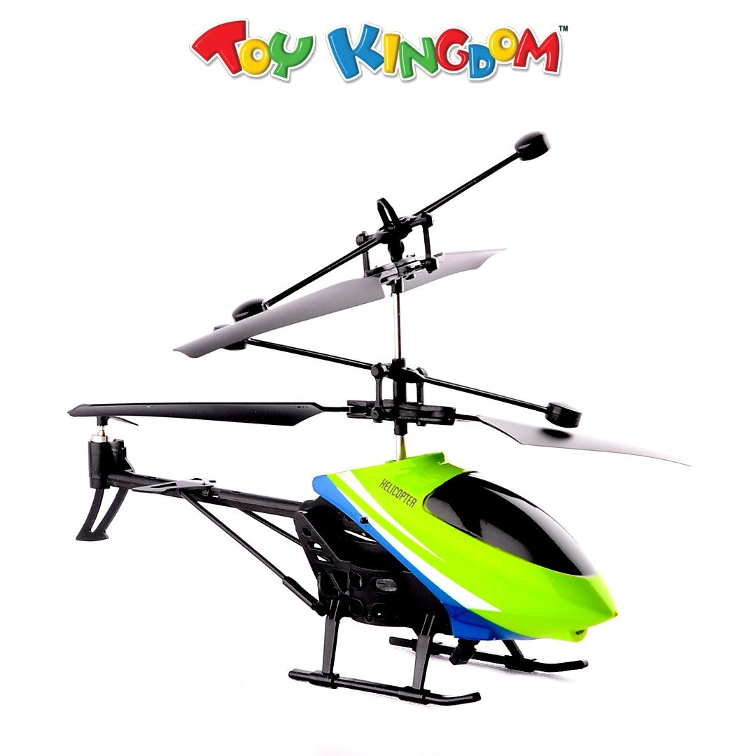 Road Rats Skybird Infrared Control 3.5 Channel Rc Helicopter For Kids And Teens By Toy Kingdom.