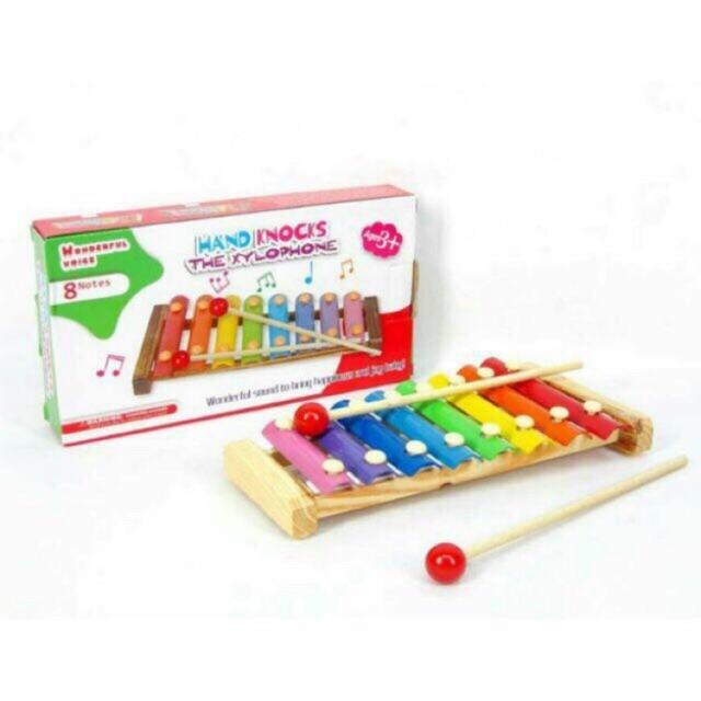Xylophone By Starwooden Toy Shop.