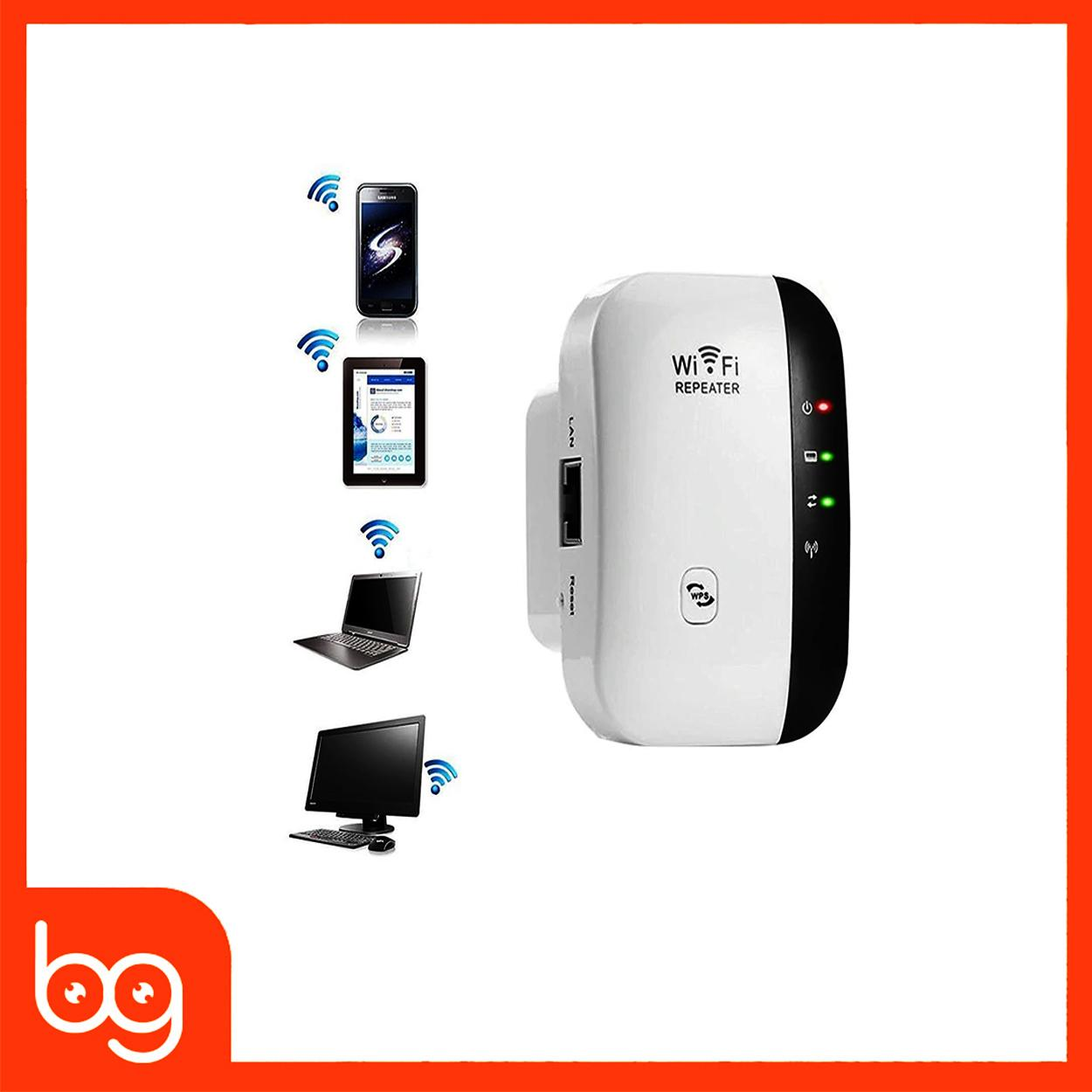 Wireless Wifi Extender Repeater Network for AP Router Range Signal Expander