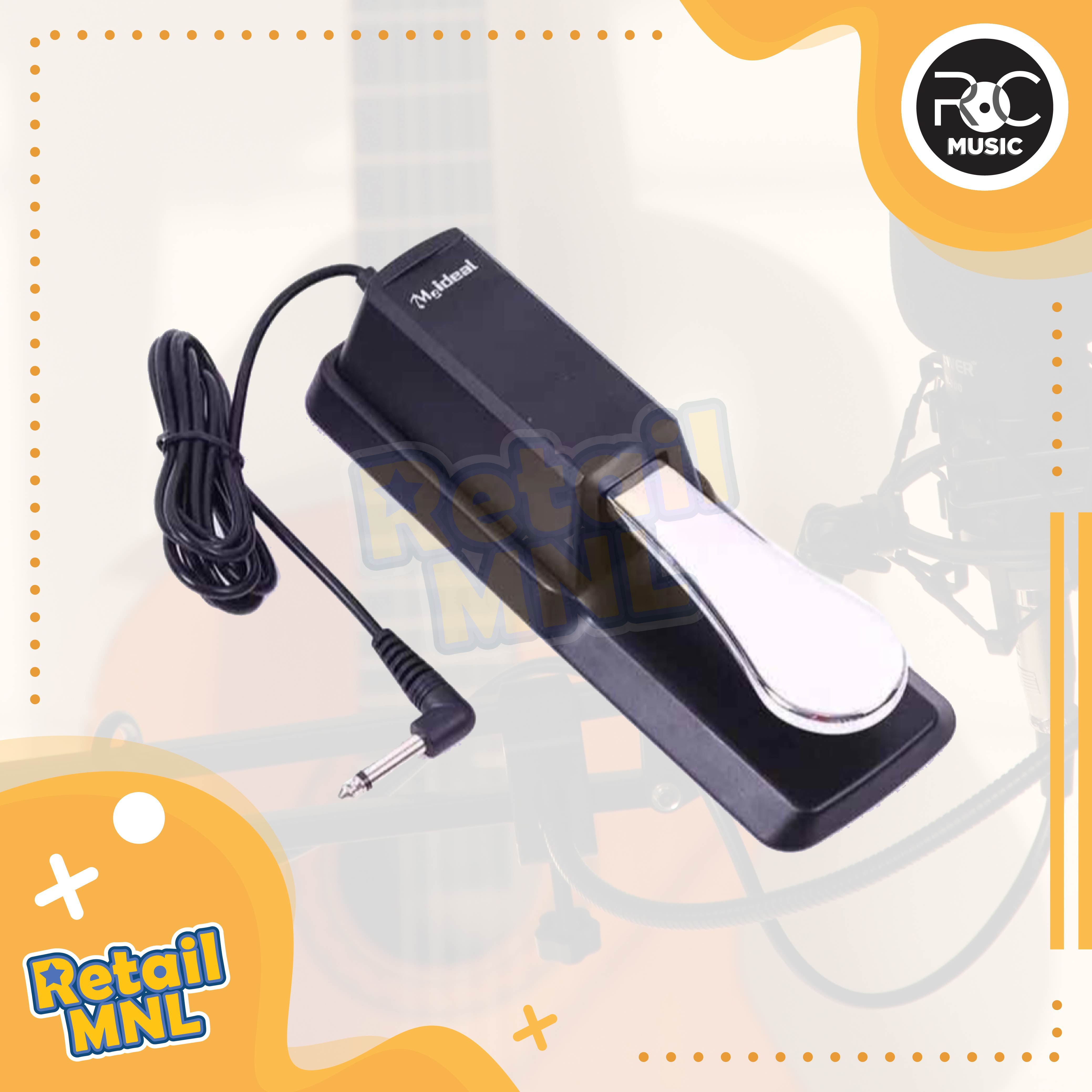YAMAHA /& MORE ! PIANO KEYBOARD SUSTAIN PEDAL FOR CASIO