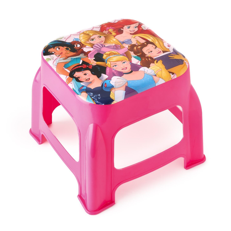 Disney Princesses Plastic Stool 20cm By The Sm Store.