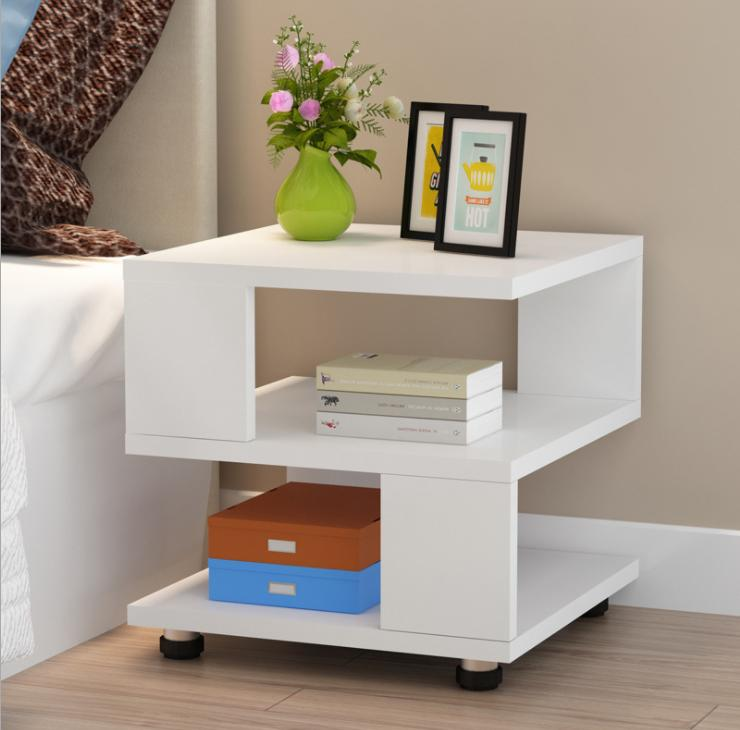 Modern Simple Living Roon Side Table Mini European Creative Locker Household Storage Cabinet By Tumbo.