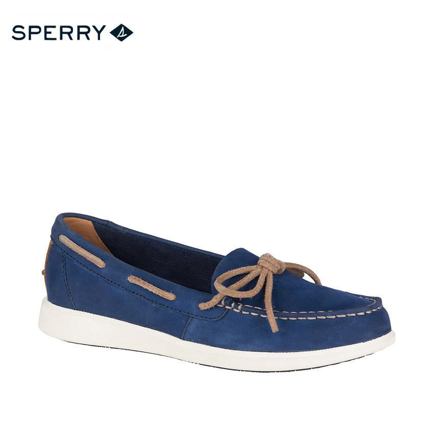 0f8594e34414 Sperry Ladies Oasis Canal E0STS824360 (Navy) | Lazada PH