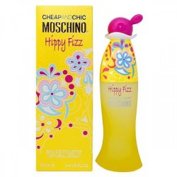 Cheap and Chic Moschino Hippy Fizz Eau De Toilette Spray 100ml