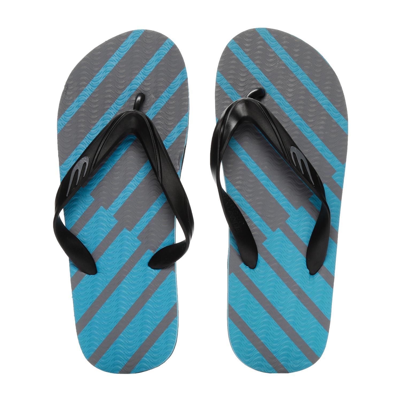 84e7d14d61584 World Balance Men's Clavier Flip-flops in Blue
