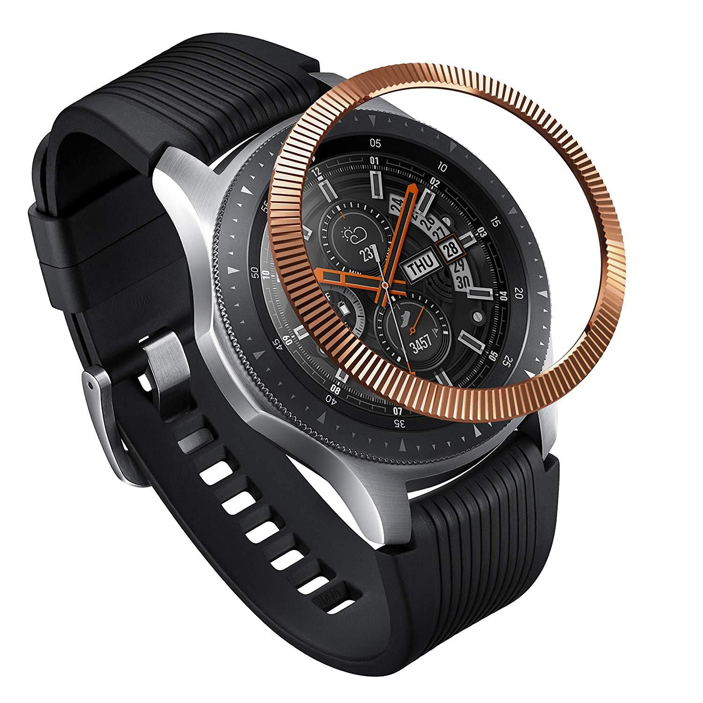 6a732e4b8f391c Ringke Bezel Styling 46mm (Stainless) for Galaxy Watch/Gear S3 Frontier