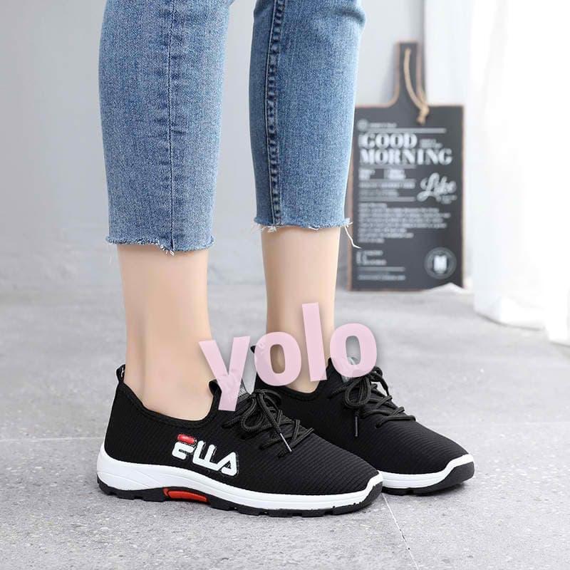 bcce66f8 new fila women rubber shoes 3 color