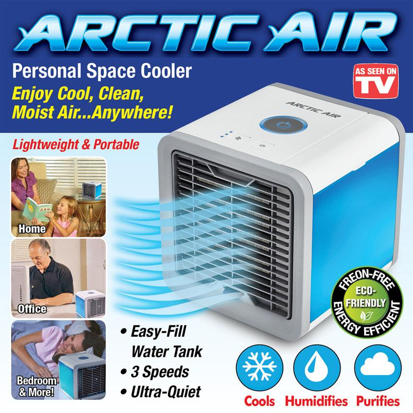 ONELINE D&D Arctic Air Portable in Home Air Cooler As Seen on TV