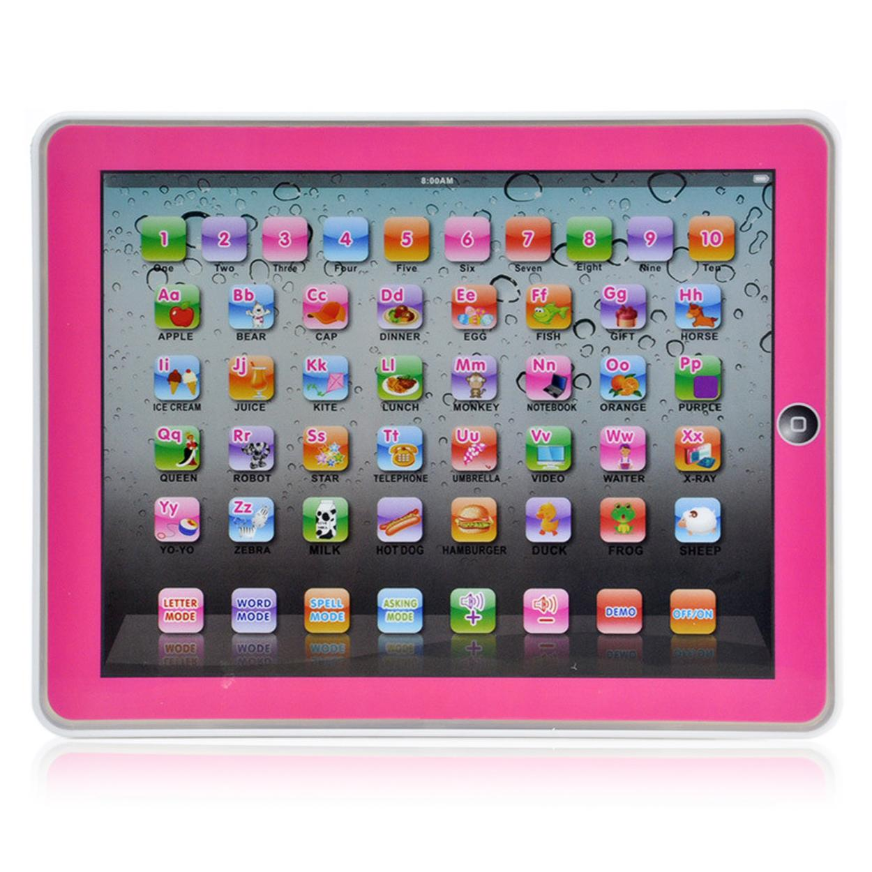 Y-Pad English Learning Computer Tablet Educational Machine By Starhome.