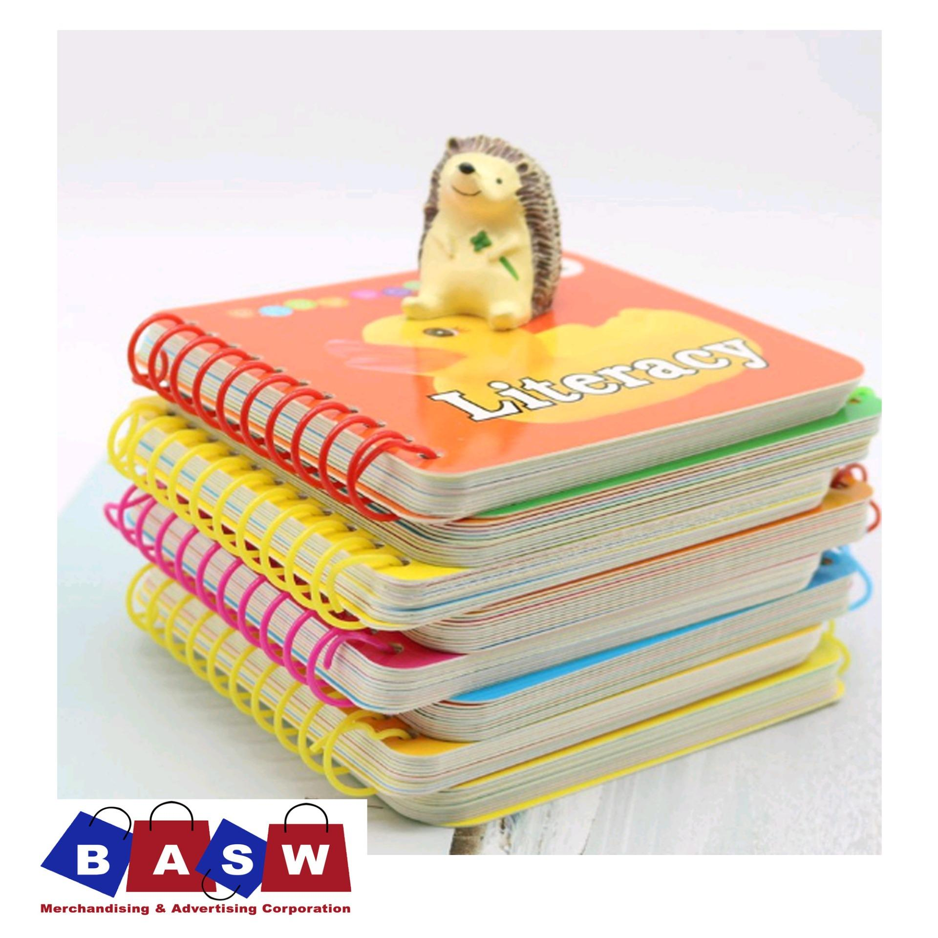 Kids Learning Flash Cards Baby Books Educational Books Kids Todler Learning Books 5pcs By Basw Merchandising.
